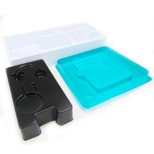 Blister pack, plastic packaging