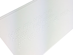 Braille packaging, braille on packaging