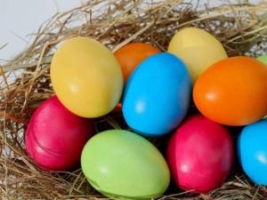 Easter eggs, easter packaging