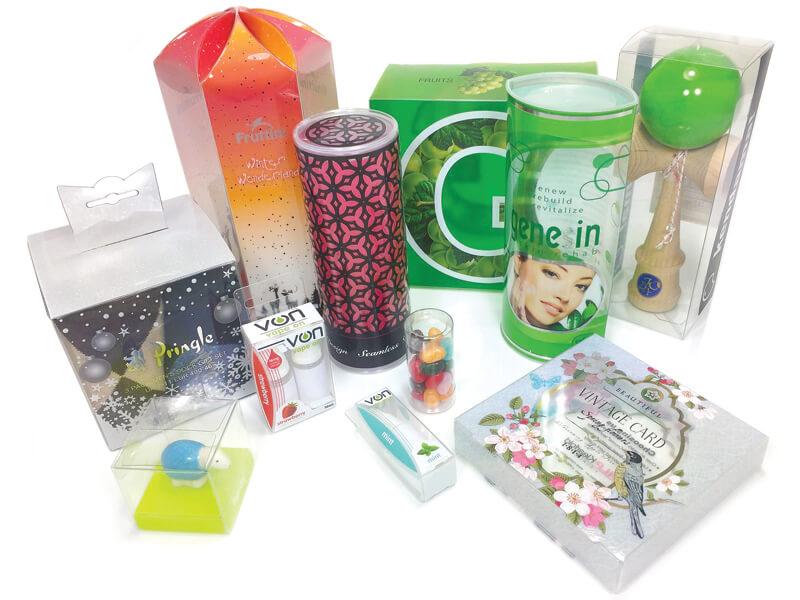 HLP Klearfold plastic packaging